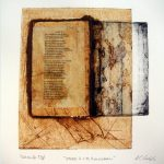 Odes à J.B.Rousseau variante I/IV